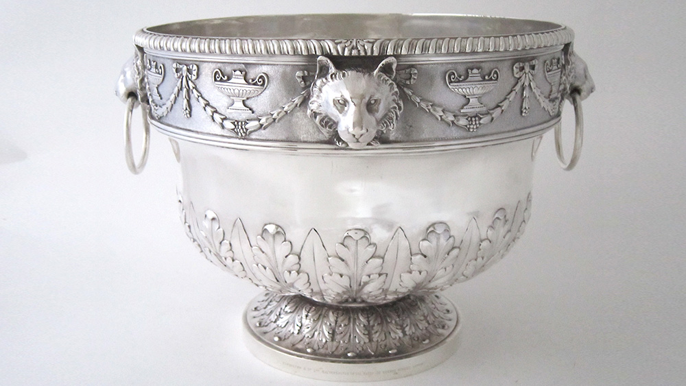 EVENTS Antiques Antique Victorian Silver Bowl hallmarked 1000px x 563px