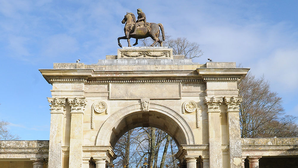 VISITOR Archive Triumphal Arch 1000px x 563px